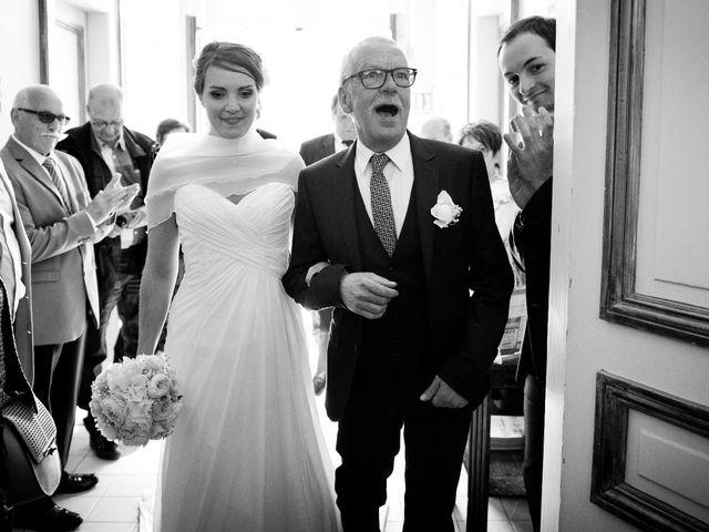 Le mariage de Mathieu et Lucille à Bruyères-et-Montbérault, Aisne 45