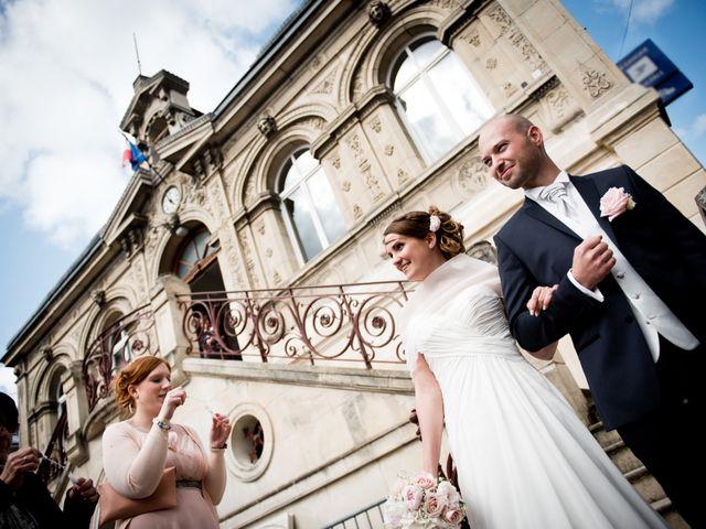 Le mariage de Mathieu et Lucille à Bruyères-et-Montbérault, Aisne 56