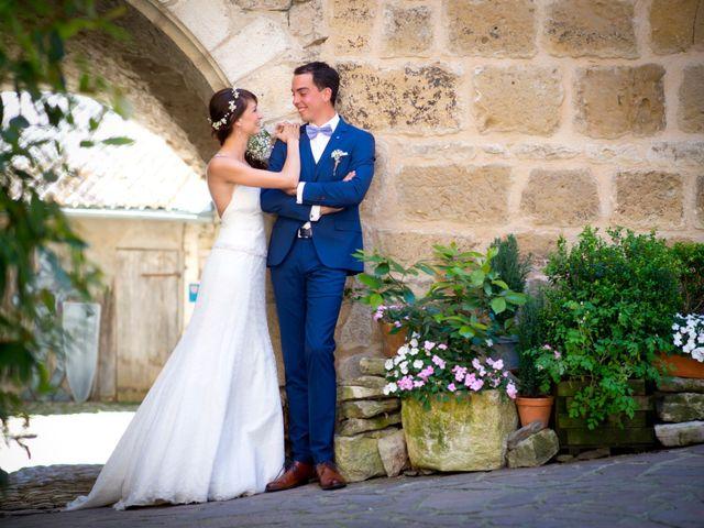 Le mariage de Lucie et Jérémie