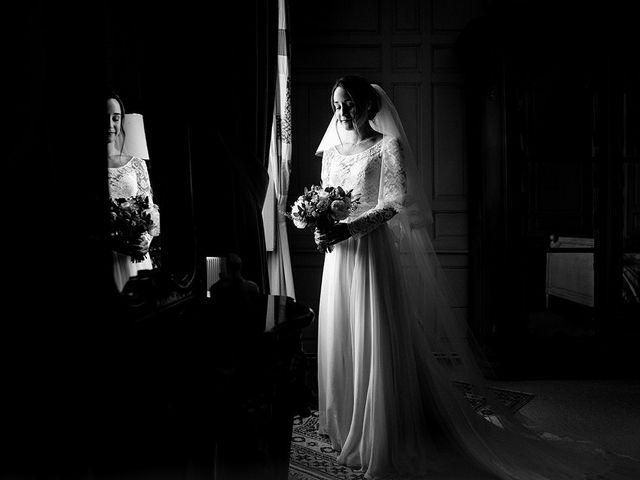 Le mariage de Ananivi et Marie-Caroline à Chaunay, Vienne 19