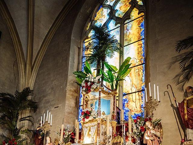 Le mariage de Ananivi et Marie-Caroline à Chaunay, Vienne 24