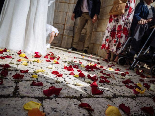 Le mariage de Ananivi et Marie-Caroline à Chaunay, Vienne 28