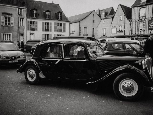 Le mariage de Mohamed et Claire à Luceau, Sarthe 23