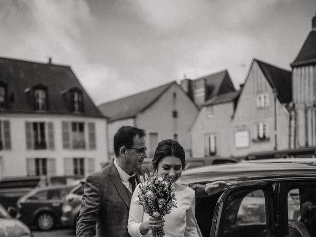 Le mariage de Mohamed et Claire à Luceau, Sarthe 24