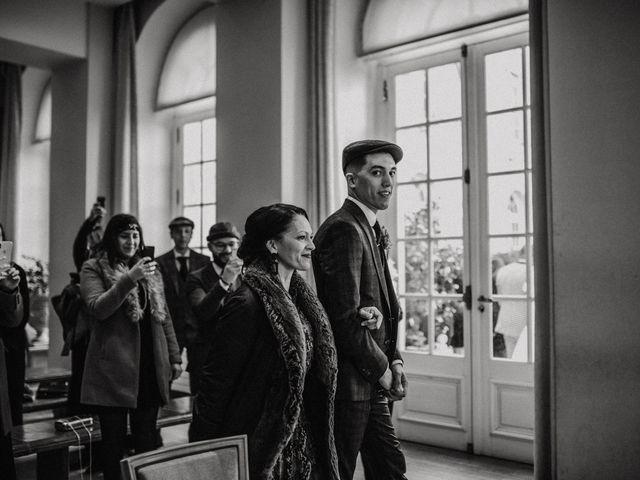 Le mariage de Mohamed et Claire à Luceau, Sarthe 25