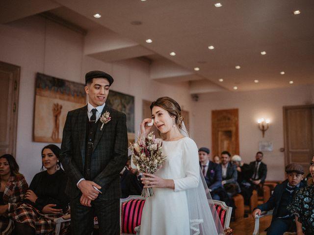 Le mariage de Mohamed et Claire à Luceau, Sarthe 28