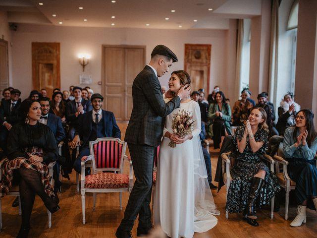 Le mariage de Mohamed et Claire à Luceau, Sarthe 30