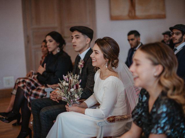 Le mariage de Mohamed et Claire à Luceau, Sarthe 32