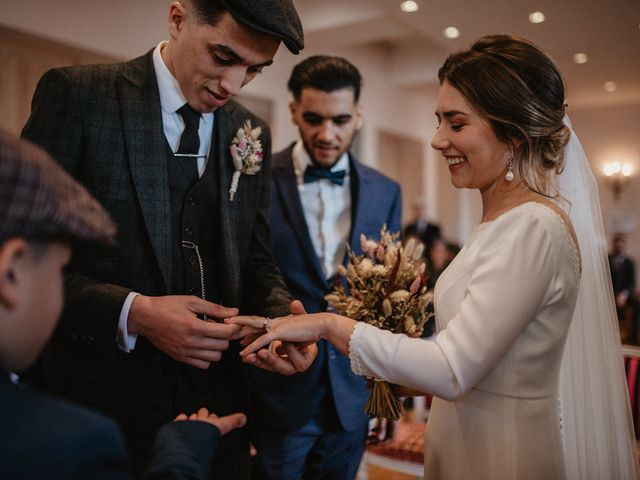 Le mariage de Mohamed et Claire à Luceau, Sarthe 35