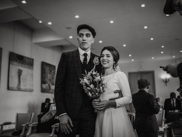 Le mariage de Mohamed et Claire à Luceau, Sarthe 36