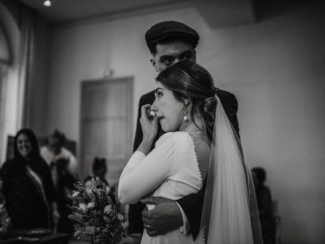 Le mariage de Mohamed et Claire à Luceau, Sarthe 37