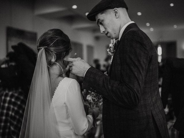 Le mariage de Mohamed et Claire à Luceau, Sarthe 38