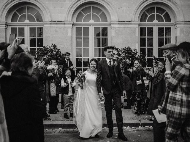 Le mariage de Mohamed et Claire à Luceau, Sarthe 39