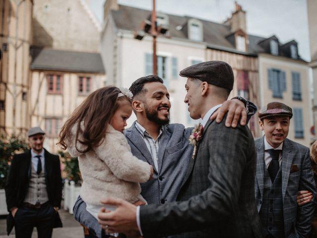 Le mariage de Mohamed et Claire à Luceau, Sarthe 40