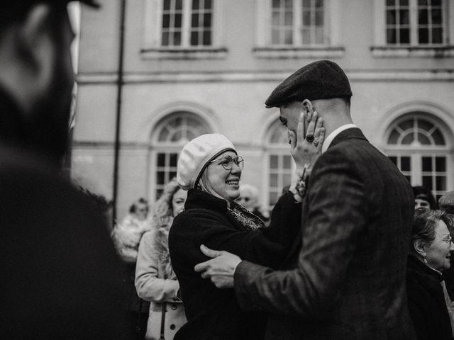 Le mariage de Mohamed et Claire à Luceau, Sarthe 42