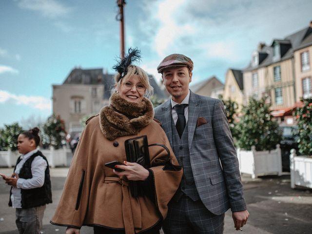 Le mariage de Mohamed et Claire à Luceau, Sarthe 45