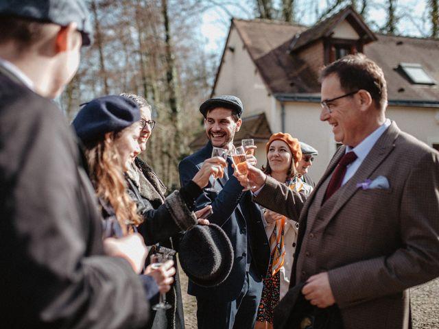 Le mariage de Mohamed et Claire à Luceau, Sarthe 60