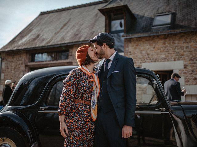Le mariage de Mohamed et Claire à Luceau, Sarthe 65