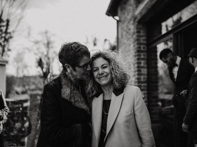 Le mariage de Mohamed et Claire à Luceau, Sarthe 70