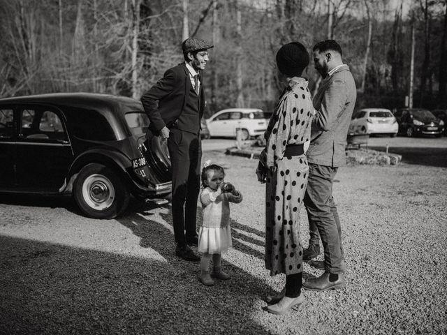 Le mariage de Mohamed et Claire à Luceau, Sarthe 73