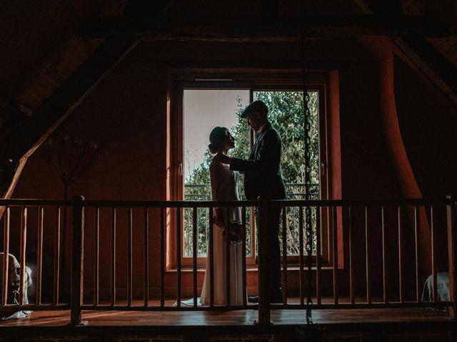 Le mariage de Mohamed et Claire à Luceau, Sarthe 86