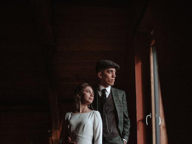 Le mariage de Mohamed et Claire à Luceau, Sarthe 87