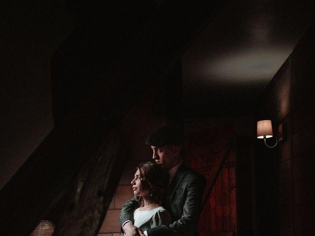 Le mariage de Mohamed et Claire à Luceau, Sarthe 91