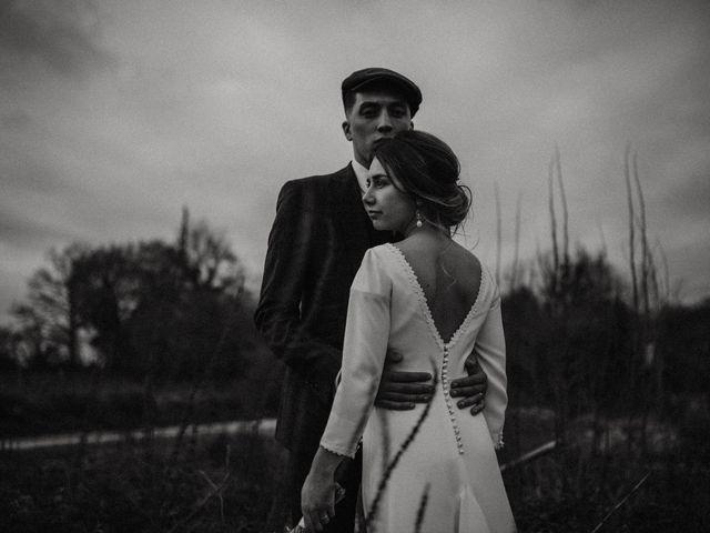 Le mariage de Mohamed et Claire à Luceau, Sarthe 101