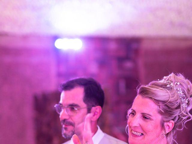 Le mariage de David et Hélène à Pont-de-l'Isère, Drôme 46