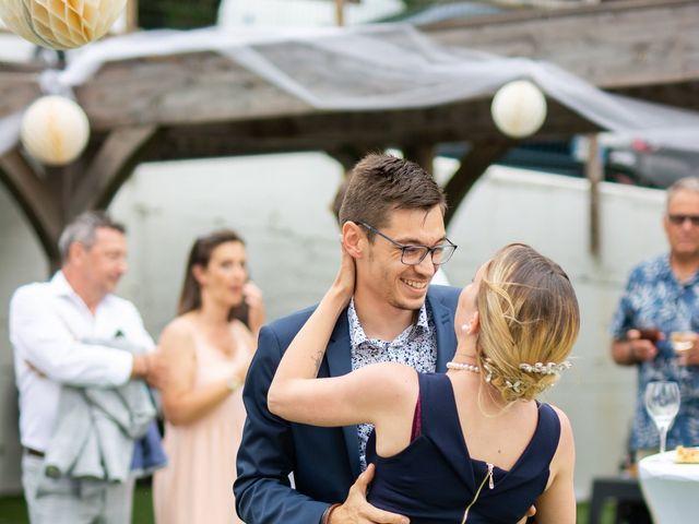 Le mariage de David et Hélène à Pont-de-l'Isère, Drôme 66