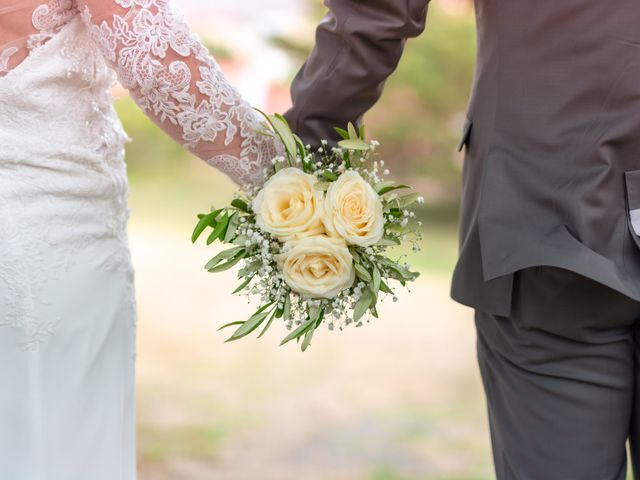 Le mariage de David et Hélène à Pont-de-l'Isère, Drôme 70