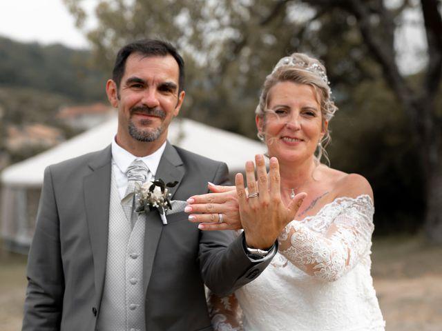 Le mariage de David et Hélène à Pont-de-l'Isère, Drôme 71