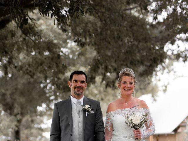 Le mariage de David et Hélène à Pont-de-l'Isère, Drôme 78