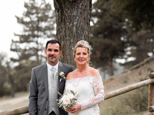 Le mariage de David et Hélène à Pont-de-l'Isère, Drôme 80