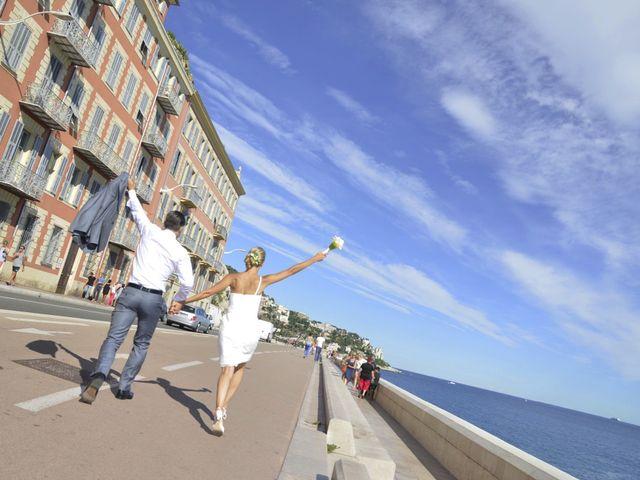 Le mariage de Fabien et Anne So à Nice, Alpes-Maritimes 7