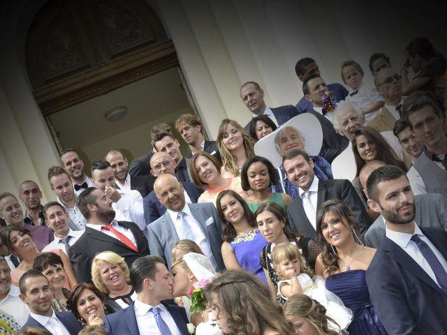 Le mariage de Fabien et Anne So à Nice, Alpes-Maritimes 9