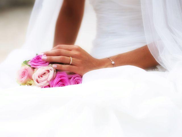 Le mariage de Fabien et Anne So à Nice, Alpes-Maritimes 1