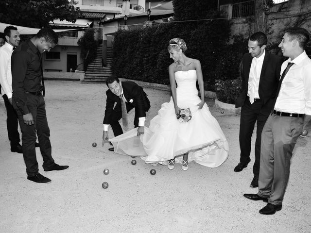 Le mariage de Fabien et Anne So à Nice, Alpes-Maritimes 17