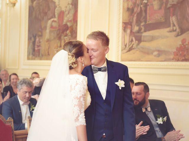 Le mariage de Thomas et Maria à Orchies, Nord 11