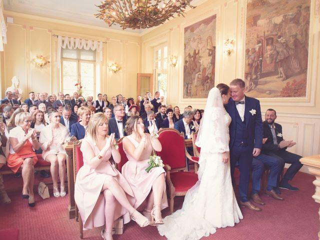 Le mariage de Thomas et Maria à Orchies, Nord 12