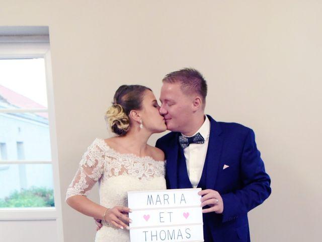 Le mariage de Thomas et Maria à Orchies, Nord 21