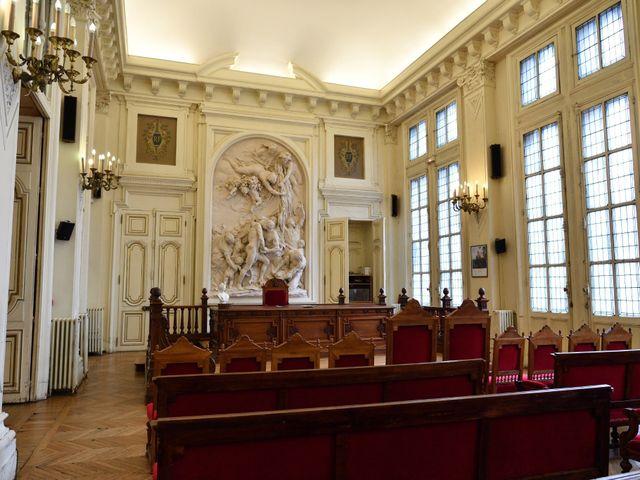 Le mariage de Samuel et Caroline à Paris, Paris 2