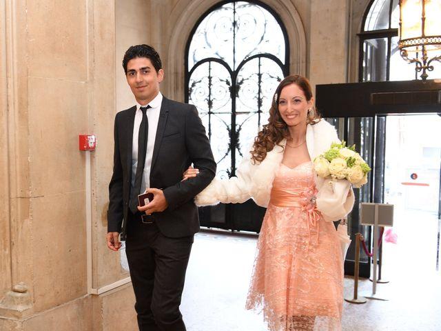 Le mariage de Samuel et Caroline à Paris, Paris 3