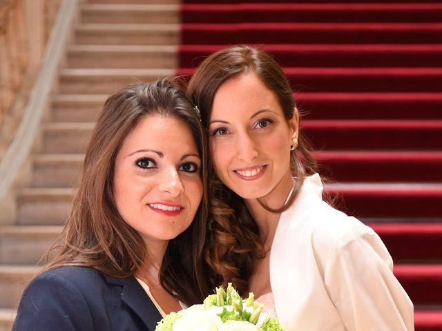 Le mariage de Samuel et Caroline à Paris, Paris 4