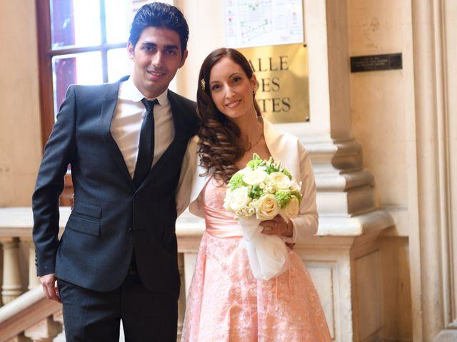 Le mariage de Samuel et Caroline à Paris, Paris 6