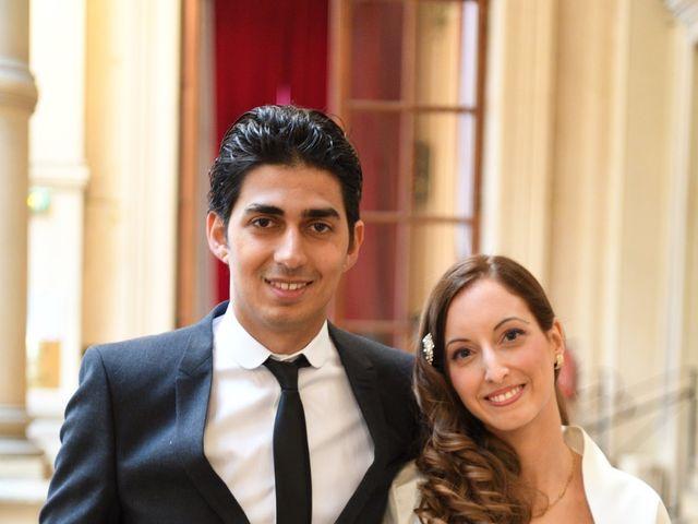 Le mariage de Samuel et Caroline à Paris, Paris 7