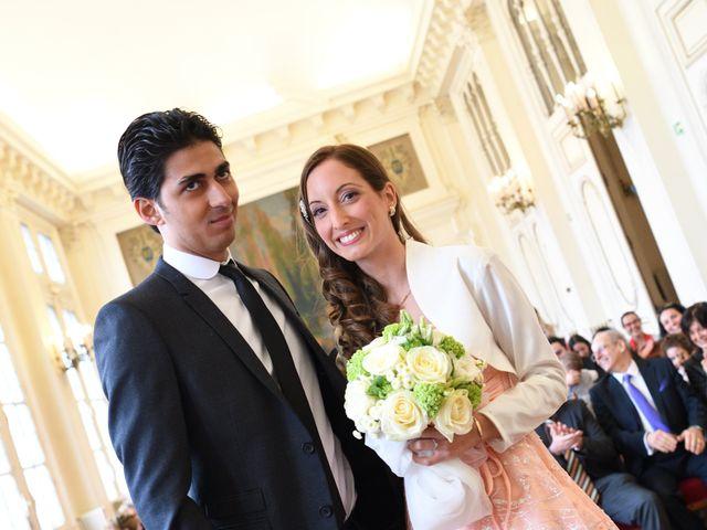 Le mariage de Samuel et Caroline à Paris, Paris 10