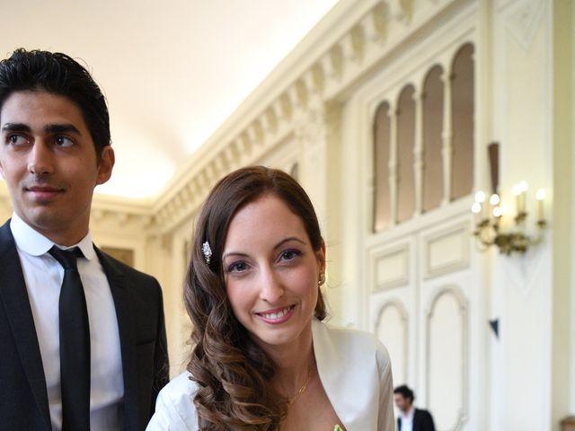 Le mariage de Samuel et Caroline à Paris, Paris 11