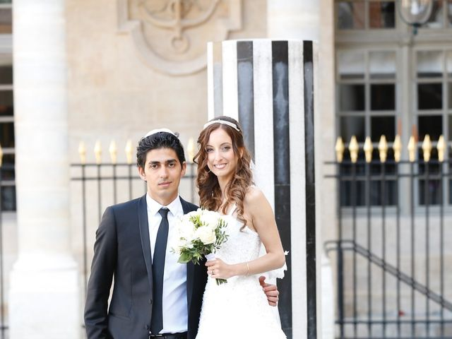 Le mariage de Samuel et Caroline à Paris, Paris 43