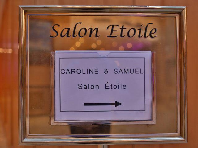 Le mariage de Samuel et Caroline à Paris, Paris 63